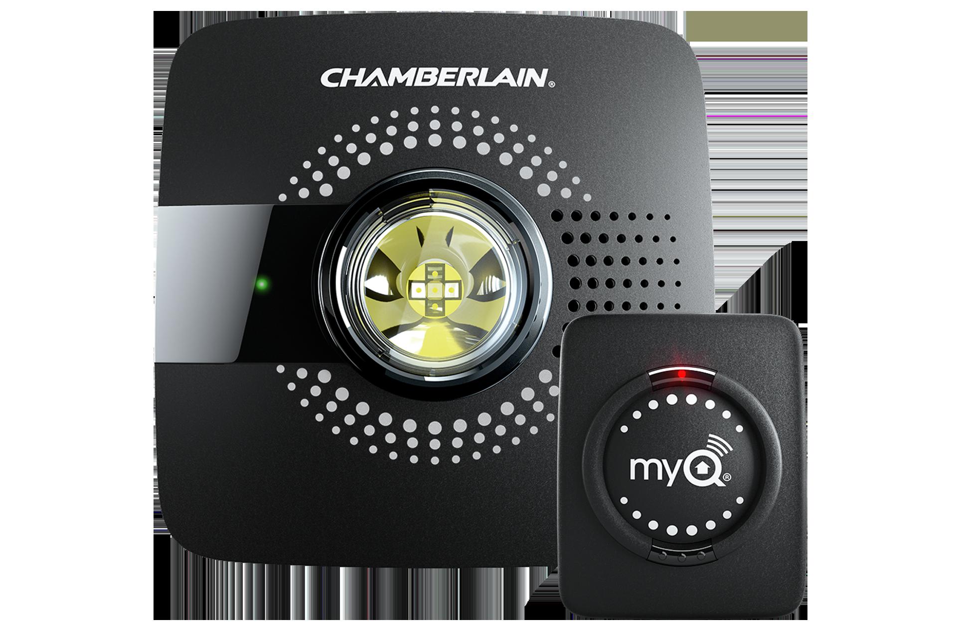 Smartphone Garage Door Opener App Chamberlain