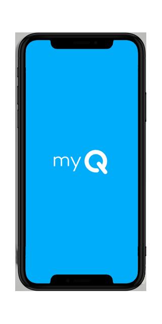 L'application myQ